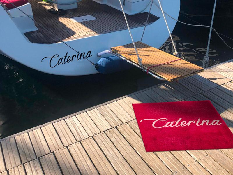 Foto barca Caterina