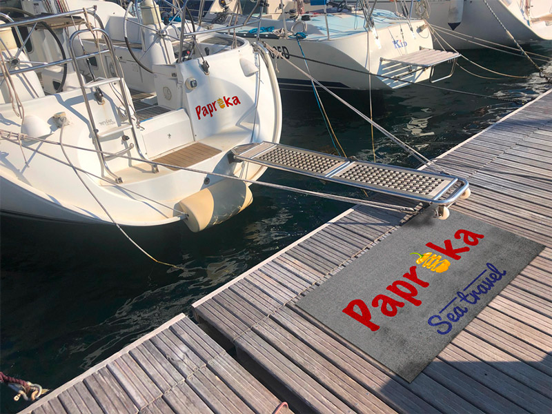 Foto barca Paprica