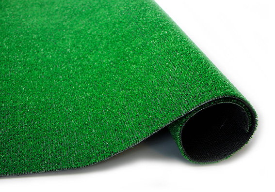 Prato sintetico rotolo su misura grass green