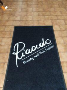 tappeto personalizzato