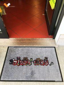 Asciugapassi personalizzato a Tolmezzo in provincia di Udine