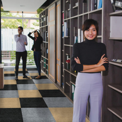 Tappeti pavimenti uffici asciugapasso moquette