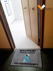 Zerbini asciugapasso personalizzati a Bologna