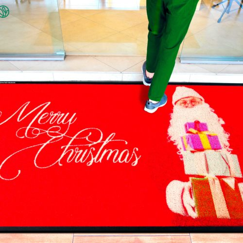 Zerbino natalizio personalizzato